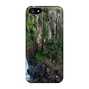 Durable Case For The Iphone 5/5s- Eco-friendly Retail Packaging(queen Mary Falls 10462) by supermalls