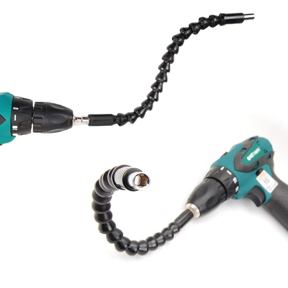 Yosoo - Soporte flexible para brocas de destornillador con eje ...