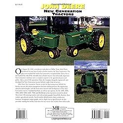 John Deere New Generation Tractors (Farm Tractor C