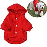 Fashion Cotton Dog Hoodie Pets Dogs Soft Comfortable Clothes Jacket Jumpsuits Pet Animals Jacket Dog Accessories