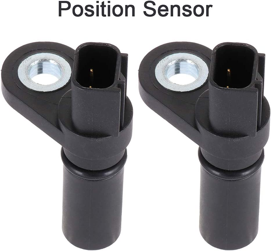 TUPARTS 2PCS Engine Camshaft Position Sensor Fit For 1994-1995 Ford Cougar 2000-2004 2006-2011 Ford Crown Victoria Automotive Camshaft Position Sensor