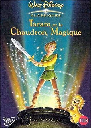 taram et le chaudron magique gratuitement