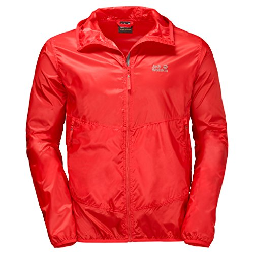 Price comparison product image Jack Wolfskin Men's Laguna Jackets,  FIERY Red,  3X-Large