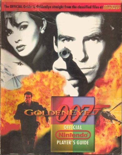Goldeneye 007 Official Player's Guide (Nintendo Power for sale  Delivered anywhere in USA