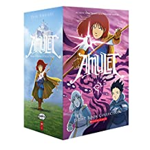 Amulet #1-8 (Box Set)