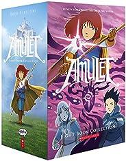 Amulet  18 Box Set