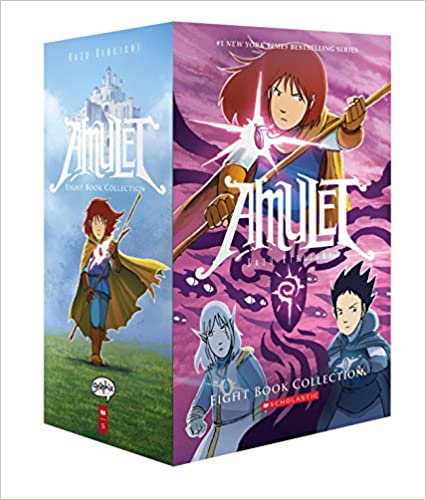 Amulet Series Box Set