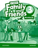 Family and Friends 3 Activity Book Literacy Power Pack 2nd Edition (Family And Friends 2Ed) - 9788467393507 (Family & Friends Second Edition)