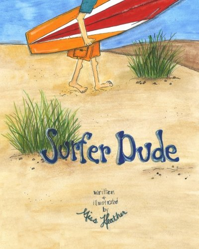 Surfer Dude (Magic Tree House High Tide In Hawaii)