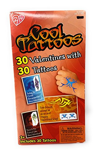 Cool Tattoo Valentine's Day Cards with Tattoos Party - Valetines Ideas Day