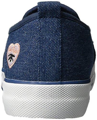 Mocassini Comb Tozzi Marco 811 jeans Donna 24618 Blu UapOnqEzw