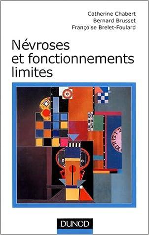 Livre Névroses et fonctionnements limites epub, pdf