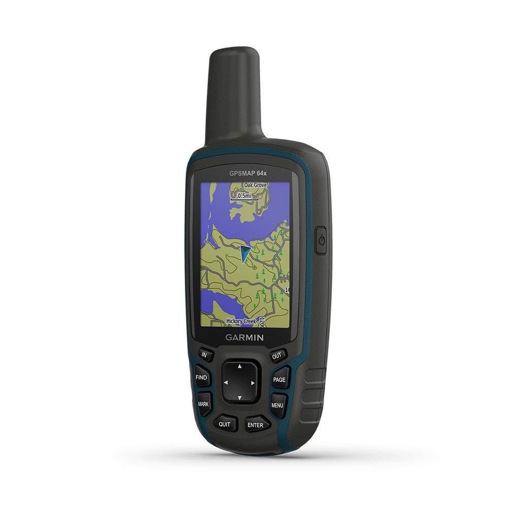 Amazon.com: Garmin GPSMAP 64x, Handheld GPS, Preloaded with ...