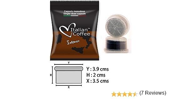 Capsulas Lavazza Espresso Point Compatibles Intenso 50 ud: Amazon ...
