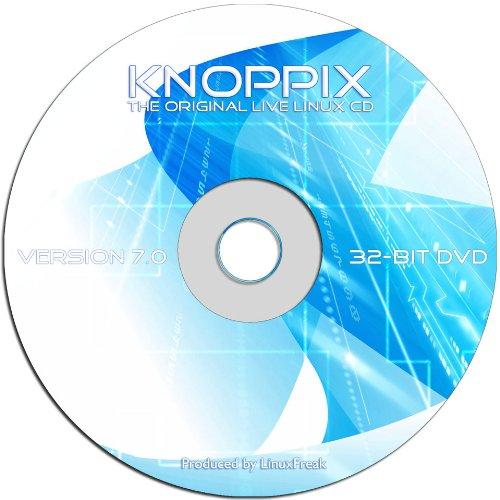 knoppix cd
