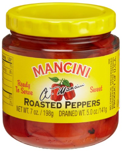 Peppers,  7-Ounce Glass Jars (Pack of 12) ()