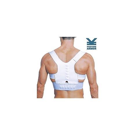 magasin d'usine Pré-commander fabrication habile Ceinture Soutien Support Dos Magnétique Douleur Posture ...
