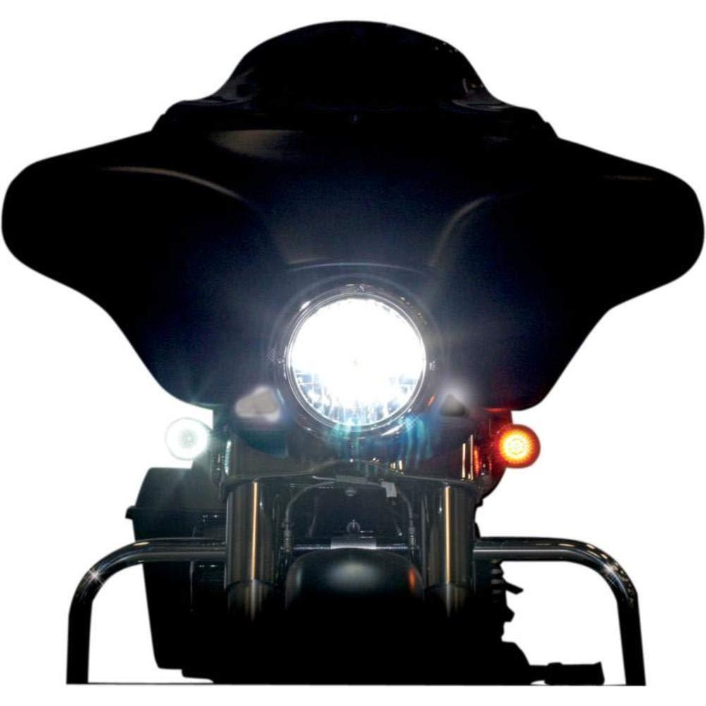 Custom Dynamics Bullet-Style Dynamic Ringz LED Turn Signal Inserts GEN200-AW-1157