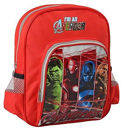 Amazon.com: Atosa 15467 – Avengers Backpack – 28 x 22 x 6 cm: Toys ...