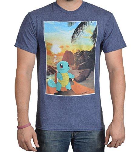 Mens Pokemon Squirtle t-shirt (L)
