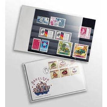 fundas projoectoras para cartas y tarjetas postales, FDC ...