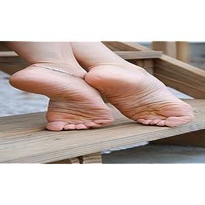 Ebony foot lovers