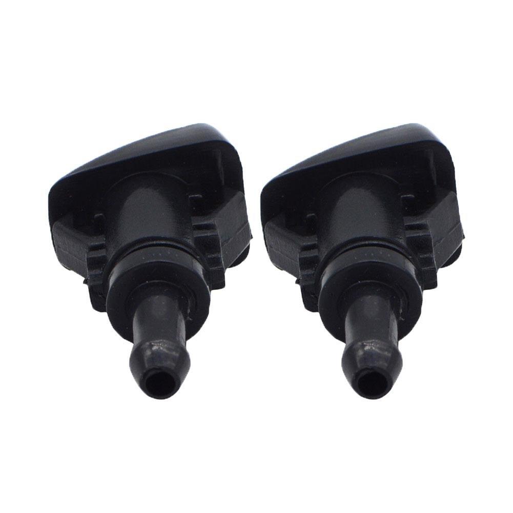 Zhuotop 5116079AA - Boquilla para limpiaparabrisas de alta calidad para Dodge Journey Avenger (2 unidades): Amazon.es: Coche y moto