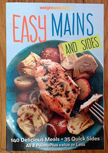 Weight Watchers Easy Mains and Sides