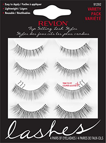 Revlon Multi-Pack Top Selling Styles, 0.81 Ounce