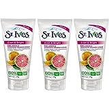 St Ives Scrub, Even & Bright Pink Lemon & Mandarin Orange 6 Ounce