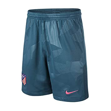 Nike - Pantalón Corto de niños 3ª equipación atlético de ...