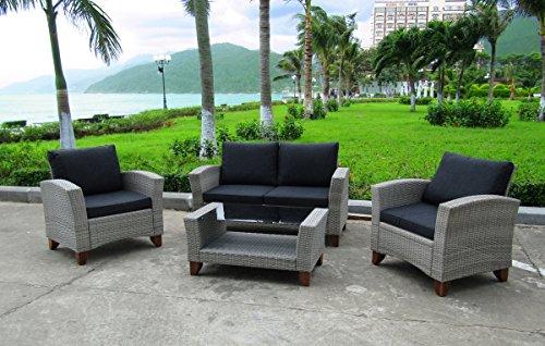 Weatherproof since 1948 indoor outdoor garden patio 4 for Sofa exterior jardin