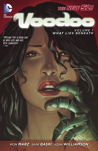 Voodoo Vol. 1: What Lies Beneath (The New 52) -