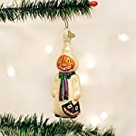 Old World Christmas Lil' Goblin Glass Blown Ornament