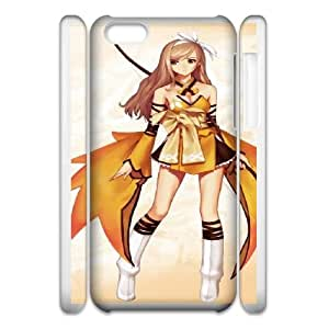 anime girl i iPhone 6 5.5 Inch Cell Phone Case 3D White yyfD-063419