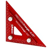 Woodpeckers Precision Woodworking Tools PTR46SET Precision Triangle Set, 4-Inch/6-Inch