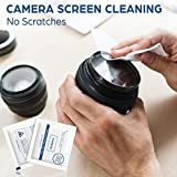 Lens Cleaning Wipes, 300 Pre-Moistened Individually