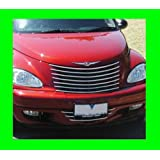 2000-2005 CHRYSLER PT CRUISER CHROME GRILLE GRILL KIT 2001 2002 2003 00 01 02 03 04 05 2004 GT LIMITED TOURING DREAM WAGON