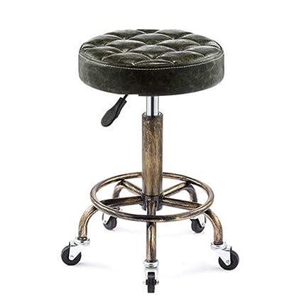 Wondrous Amazon Com Lifuren Bar Chair Beauty Stool Work Bench Evergreenethics Interior Chair Design Evergreenethicsorg