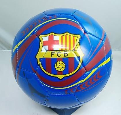 Rhinox FC Barcelona Fútbol Oficial Logo Tamaño 5 balón de fútbol ...