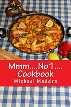 Mmm...No1...Cookbook by [Madden, Michael]