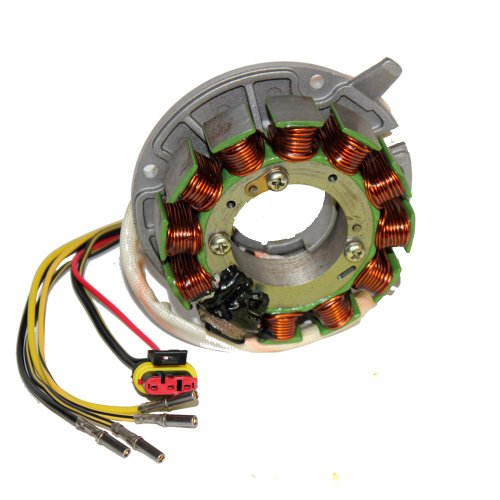 Caltric Stator Fits SKI-DOO EXPEDITION SPORT 550F 2007 2008 2011 XP-FAN SNOWMOBILE Stator NEW by Caltric