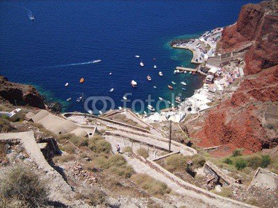 Bay of Santorini Island (198808958)