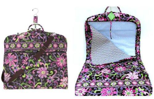 7166dec712 Vera Bradley Garment Bag in Purple (Vera Bradley Garment Bag)