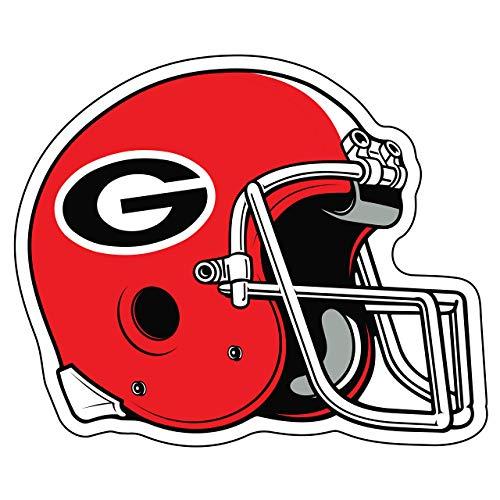 Georgia Bulldogs Decal HELMET G DECAL 3