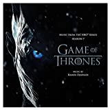 Game of Thrones: Season 7 [Original TV Soundtrack] [Fire Edition] [Orange and Black Swirl Exclusive Vinyl]
