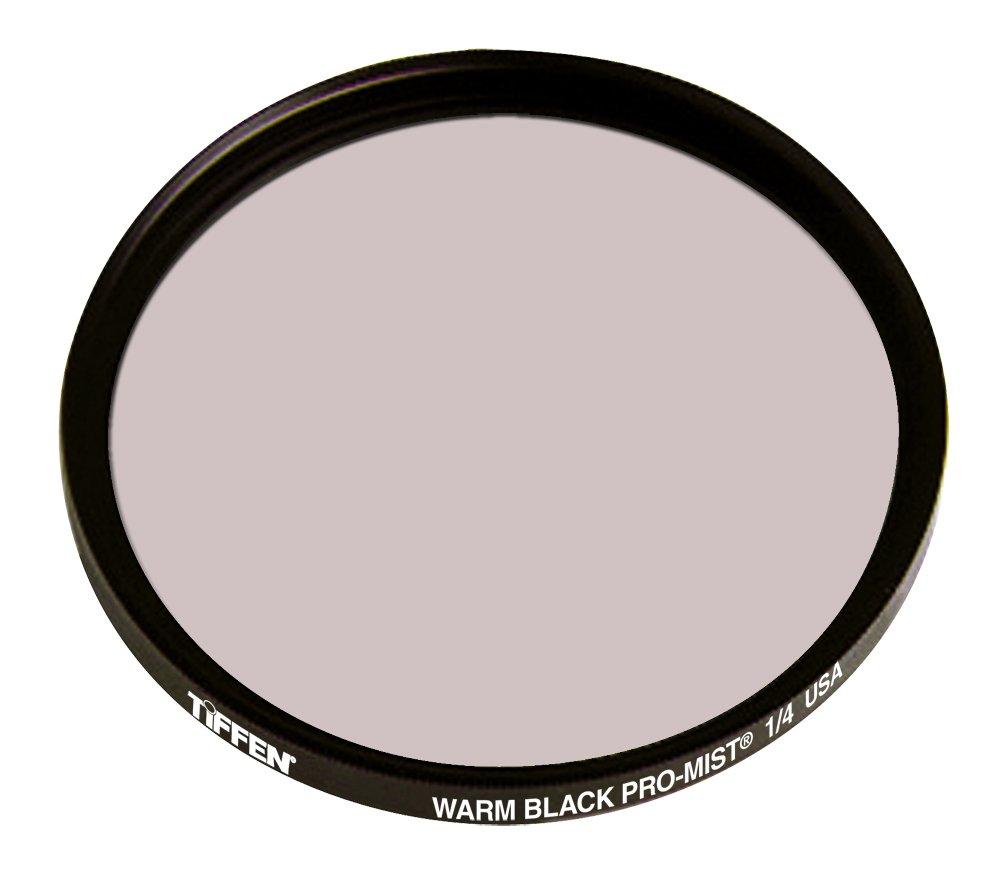 Tiffen 82WBPM14 82mm Warm Black Pro-Mist 1/4 Filter by Tiffen