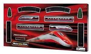 Mac Due Motorama 497384 - Tren Freccia Rossa a batería (escala 1:87)