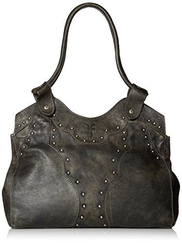 FRYE-Vintage-Studded-Shoulder-Handbag