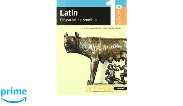 Latín: Lingva latina omnibus - 9788484833468: Amazon.es: José ...